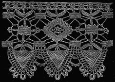 FIG. 470. GUIPURE LACE.