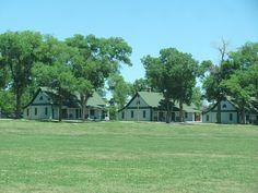 Barracks at Fort Robinson
