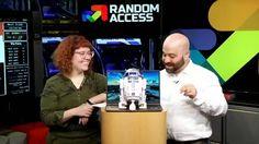Random Access: LG Gram 14, Nest Cam IQ, Twitch plays stock market, laundry-folding robot #ElectronicsStore