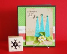 WOW #16: Stamped Background Tutorial