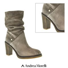 #‎andreamorelli‬ ‪#‎shoes‬ ‪#‎boots‬ ‪#‎fw1516‬ ‪#‎madeinitaly‬ ‪#‎effortless‬ Effortless style with our soft taupe suede boots