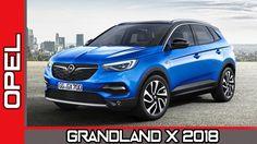 Opel Grandland X 2018 | Обзор от AUTO WORLD. RU
