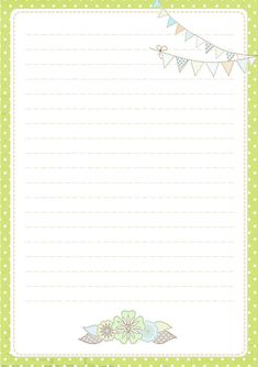 *✿**✿*ESCRIBEME*✿**✿* Frame Background, Note Paper, Writing Paper, Recipe Cards, Note Cards, Stationery, Lettering, Floral, Blog