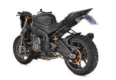 "Bmw S 1000 RR ""Mad Max"" by Wunderlich"