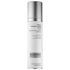 Shop Algenist's Retinol Firming & Lifting Serum at Sephora. It supports antiaging for a firmer-looking complexion.