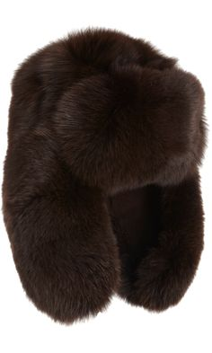 Barneys New York Reversible Chapka Trapper Hat Fur Hats, Trapper Hats, Just Style, Fancy Hats, Winter Accessories, Barneys New York, Fox Fur, Keep Warm, Leather Working