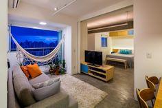 Porta de correr: 135 ideias para adicionar beleza e praticidade a seu lar