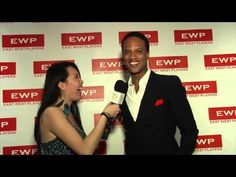 Post Show Interview with Elijah Rock at the Opening Night of CHESS at the East West Players! IdeateTV!