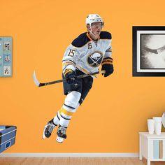 Fathead NHL Buffalo Sabres Jack Eichel Wall Decal - 71-71575