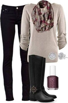 fall-and-winter-outfit-ideas-2017-84-2 50+ Cute Fall & Winter Outfit Ideas 2017