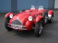 Beautiful 1952 Allard J2X