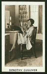 Dorothy Gulliver.