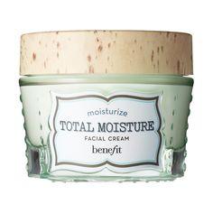 "Benefit Cosmetics Total Moisture Facial Cream, <span class=""price"">$42.00</span> #birchbox"