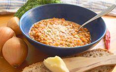 Courgette and lentil soup/Kesäkurpitsa-linssikeitto Vegetarian Recepies, Lentil Soup, Lentils, Macaroni And Cheese, Ethnic Recipes, Anna, Food, Zucchini, Essen