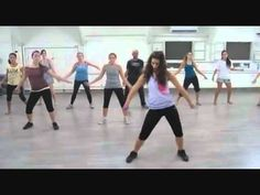 This girl really has some of the best Zumba videos! | Ricky Martin - Maria- Zumba ® fitness class with Lauren - YouTube