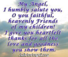 My Angel, I Humbly Salute you.  Follow us on IG @ askanangel1 or Visit AskAnAngel.org
