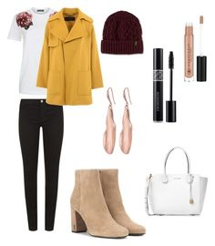 """""""Untitled #27"""" by arissha1294 ❤ liked on Polyvore featuring Dolce&Gabbana, Gucci, Barbara Bui, Yves Saint Laurent, Michael Kors, Dr. Martens, Anastasia Beverly Hills, Christian Dior and Robert Lee Morris"""