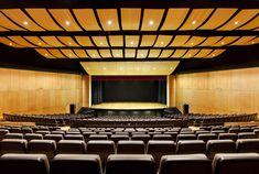 Teatro Universitario Carlos Cueva Tamariz,© Sebastian Crespo
