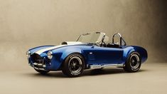 American Car - Sport - Vintage - Ford - Shelby Cobra 427 Image via: Pedro Duarte. Ford Shelby Cobra, Shelby Car, Car Ford, Ford Gt, Muscle Cars, Super Snake, 427 Cobra, Pt Cruiser, Ford Classic Cars