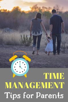 Time Management Tips for Parents  Working and trying to take care of the kids? That's a recipe for stress for any parent! However, a parent that manages their time wisely will find a great reduction in stress, and, dare we say it?, they may even find a few minutes for themselves!If you are a working parent who always seems to be struggling to do 10 things at once, here are some tips for effective time management that can help you eliminate stress.