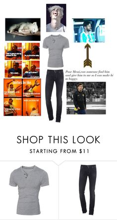 """""""Morning loves - Logan"""" by killjoy-717 ❤ liked on Polyvore featuring Jacob Cohёn, men's fashion and menswear"""