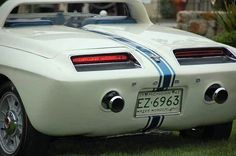 1962 Mustang 1 Concept