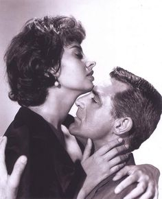 Love this!  Sofia Loren & Cary Grant