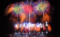 """Ten-Chi-Jin"" - Nagaoka Fireworks Festival"