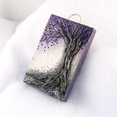 Charmed Tree Pendant by ChickieGirlCreations, via Flickr