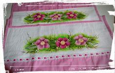 Margaridas rosas...