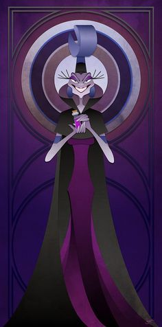 Disney Villains Series - Yzma