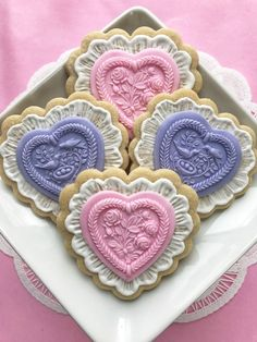 What could be more fun than using your springerle molds with fondant and perhaps a little royal icing? You can impress your friends with these beautiful cookies for Valentine's Day, Easter, Chinese New Year, or any other occasion that strikes your fancy! Homemade or store-purchased fondant work well with our springerle cookie molds. With very …