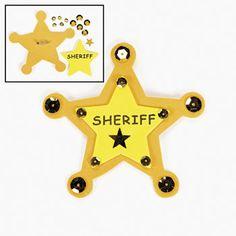 Sheriff Badge - photo only