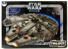 Star Wars Electronic Millennium Falcon No.85234 DEC 31, 2016