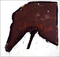 Gérard Gasiorowski | Critique | Recommencer. Commencer de nouveau la peinture | Nimes. Carré d'art