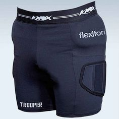 KNOX Trooper Armored Shorts - Sportbike Track Gear