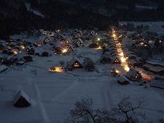 Ogimachi Japan