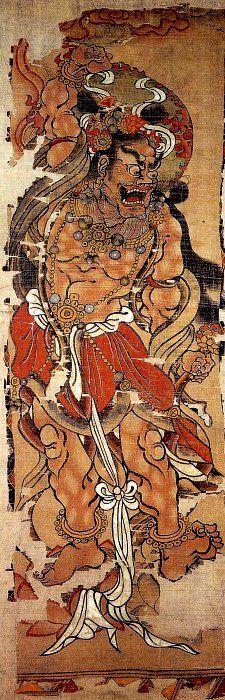 IMAGES NIO GUARDIANS | Nio Protectors of Japan - Japanese Buddhism Photo Dictionary