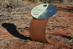A family of interpretitive signage, Uluru Kata-Tjuta National Park NT