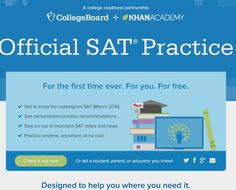 Official SAT® Practice   Khan Academy