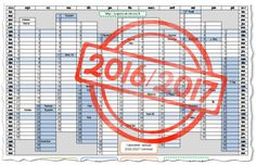 Planning annuel 2016-2017 Zone A-B-C