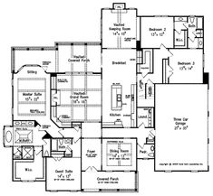 8 bedroom house plans | corepad.info | Pinterest