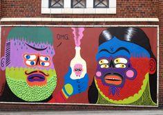 Blackpool street art