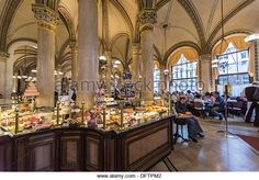 Image result for cafe central vienna