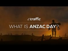 Erin Walker - This is a slightly more in-depth explanation of what ANZAC Day is. Watch with the children during class time or share link for them to watch at home.