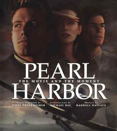 Pearl Harbor. Best movie EVER. HOTT guys, awesome fashion, and explosions...all of my favorite things!