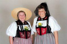 Bernische Trachtenvereinigung - Association bernoise pour les costumes: Bönigentracht