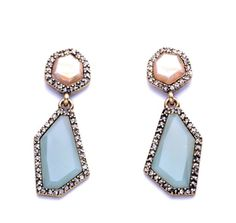 Wing Yuk Tak Special Offer Women Brincos New Arrival Fashion Brief Geometric Drop Earring Charm Jewelry Earrings Wholesale Cheap Fashion Jewelry, Trendy Jewelry, Cheap Jewelry, Fine Jewelry, Women Jewelry, Jewellery, Blue Drop Earrings, Cute Earrings, Vintage Earrings
