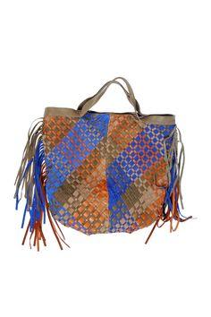 Shoptiques — Plaited Shoulder Bag