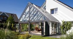 Glass Houses - ODC Doors & Glass Systems